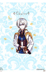 [Elsword] Salvatore Ebalon Official by MrsLoliBunny