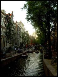 Street of Amsterdam by YvesDesign