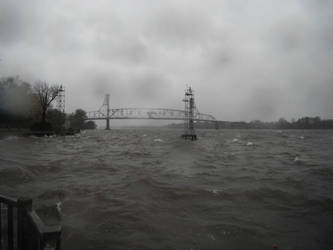 Rough Seas by LordNegaduck