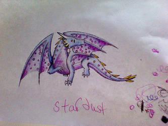 Paper Dragon by de-angriest-pug