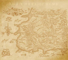 Wheel of Time Map - Android Phone/Nook Tablet/CM7+ by xxtayce