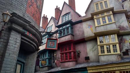 Wizarding World of Harry Potter (12) by xxtayce