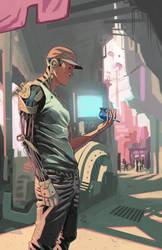 Cyborg by Dan-Mora