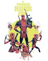 deadpool corps by Dan-Mora