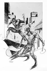 Daredevil by Dan-Mora