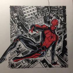 Spiderman by Dan-Mora