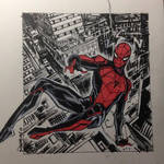 Spiderman by Dan-Mora