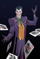 Classic Joker by Dan-Mora