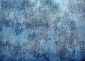 UNRESTRICTED - Metallic Blues Texture by frozenstocks
