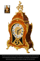 RESTRICTED - Versailles Clock 3 by frozenstocks