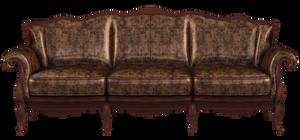 UNRESTRICTED - Antique Sofa Render by frozenstocks