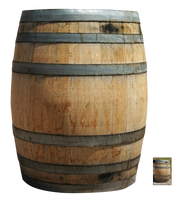 UNRESTRICTED - Old Barrel by frozenstocks
