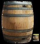 UNRESTRICTED - Old Barrel by frozenstocks
