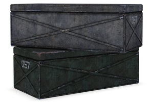 UNRESTRICTED - Ammo Crates  Render by frozenstocks