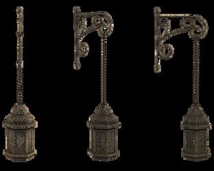 UNRESTRICTED - Morrocan Lantern Renders by frozenstocks