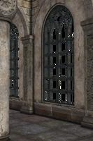 UNRESTRICTED - Archways Hall Scene III by frozenstocks