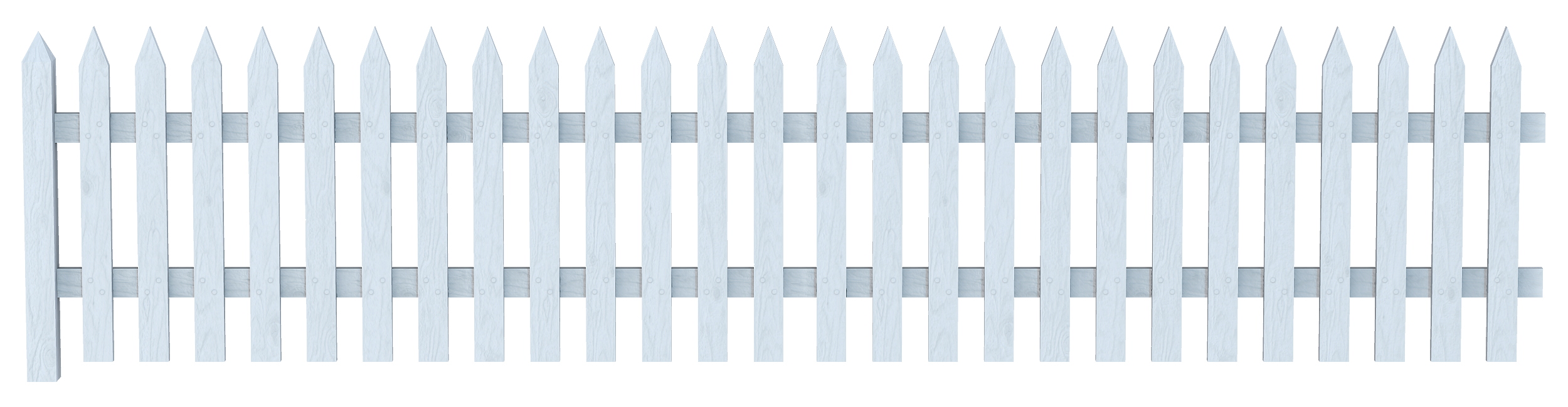 UNRESTRICTED - White Picket Fence by frozenstocks