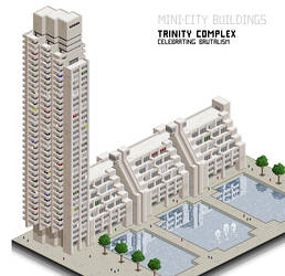 MINICITY - Trinity Complex by hellagood88