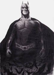 Batman by shad0wz0ne