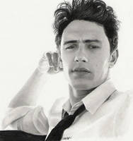 James Franco by shad0wz0ne