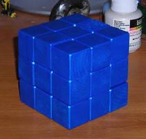 Soma Cube - Final by WearManyHats