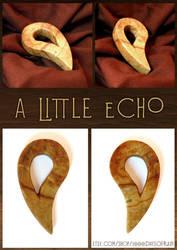 A Little Echo by WearManyHats