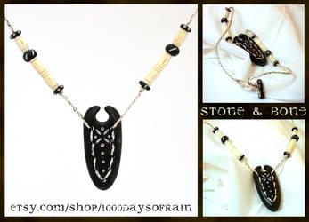 Stone and Bone by WearManyHats