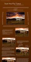 Horse Prep Tutorial by purpledaydreams