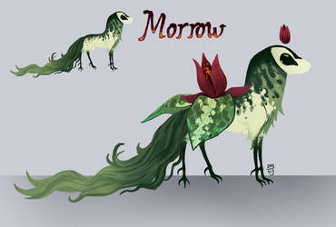 Morrow Ref. Sheet by The-Monster-Shop
