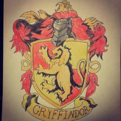 Gryffindor by she-wolf99