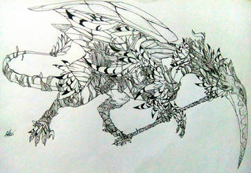 Warrior by Kuro1nu