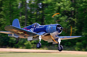 Goodyear FG-1D Corsair by FooFighter7
