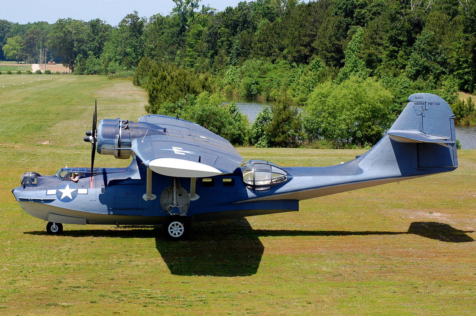 PBY Catalina by FooFighter7