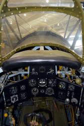 I-15bis Cockpit by FooFighter7