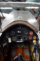 Jungmeister Cockpit by FooFighter7