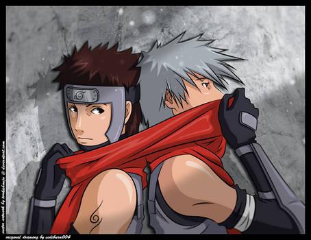 +Naruto - Red Scarf+ by tsukishoujo