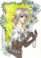 Witcher3: Ciri by Dar-chan