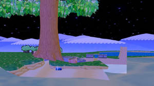newcomer stage: milky way meadows by Gale-Kun