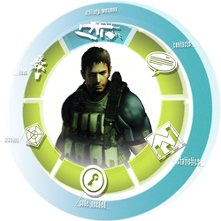 Chris Redfield Roleplay Graphic by vic-tis