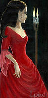 Scarlet by Lpixel