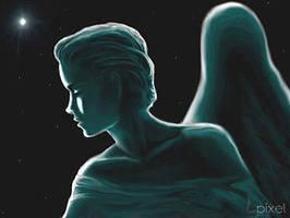 Angel by Lpixel