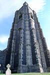 Lavenham church tower by Lpixel