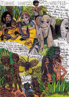 More Jungle Love by Khialat