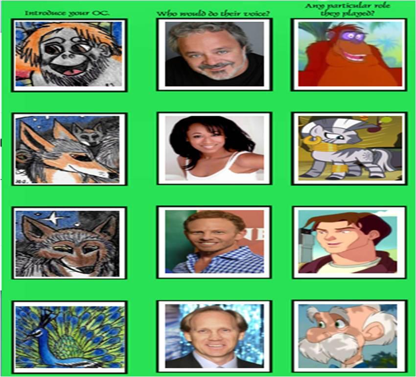 Jungle Book Voice Actor Meme 3 By Khialat On Deviantart