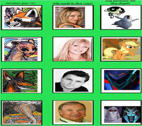 Jungle Book - Voice Actor Meme 4 by Khialat