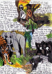 Jungle Book - Glimpses of the Future by Khialat
