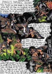 Jungle Book - Mowgli's Romantic History by Khialat