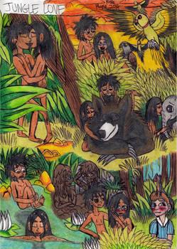 Jungle Love by Khialat