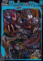 Madam Mim - Arthurian Legends Reimagined by Khialat