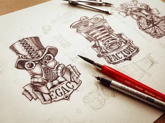 Logo Design Free Download Logo by Designslots